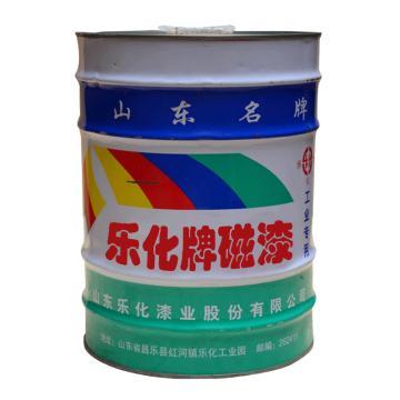 乐化 醇酸磁漆,黑色,色号:L2-11,14Kg/桶