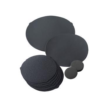 "P4000号碳化硅砂纸,带背胶,100片/包,36-10-4000 SiC wet grinding paper with psa back, P4000, ca 5 µm, Ø 250 mm (10""), 100 pieces"