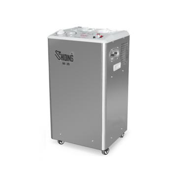 真空泵,SHB-B95T,循环水式,流量:100L/min,最大真空度:0.098MPa,容积:57L