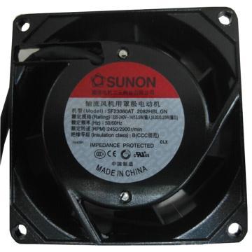 建准 方形交流散热风扇(80*80*25mm),SF23080AT 2082HBL.GN