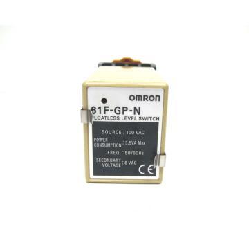 欧姆龙/OMRON   61F-GP-N液位开关