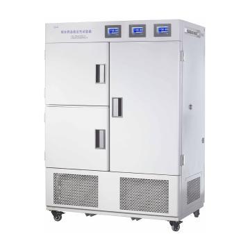 综合药品稳定性试验箱,一恒,三箱,LHH-SSG,控温范围:有光:10~50℃;无光:0~65℃