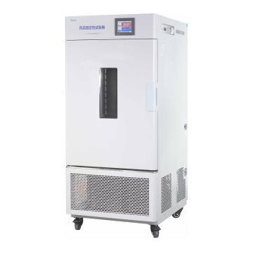 药品稳定性试验箱,一恒,LHH-80SDP,控温范围:0~65℃,可程式触摸屏控制器,容积:80L,内胆尺寸:400x400x500mm