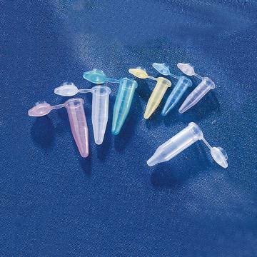 微量离心管,0.65ml,螺旋盖,自然色,未灭菌,散装,500个/包