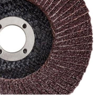 博世百叶轮,金属标准型 180mm×22.2mm,目数120,2608603376