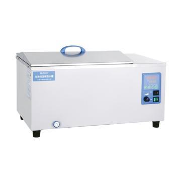 恒温振荡水槽,一恒,DKZ-1,温控范围:RT+5-99℃,内胆尺寸:438x310x250mm,振幅:30或40mm