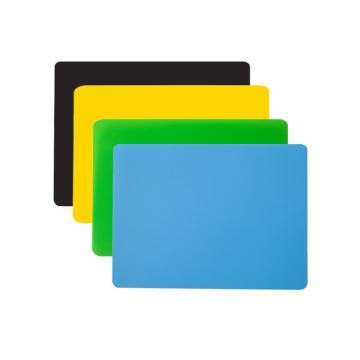 齐心 A7773 欢颜实色复写板/垫板 A5 颜色随机