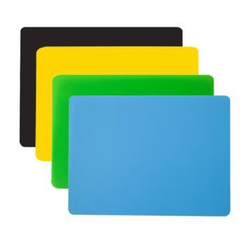 齐心 A7774 欢颜实色复写板/垫板 A4 颜色随机