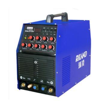 瑞凌 带脉冲氩弧焊手工焊两用焊机,WSM-315G,380V