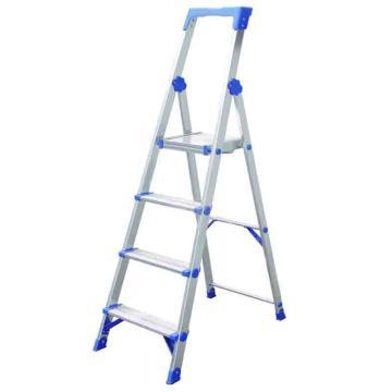 铝合金高强度工作梯,层数:8,最大工作高度(mm):2620