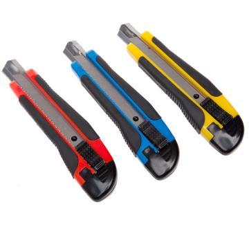 三木 91026 高级美工刀(卡式) 18mm  (12个/盒)