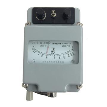 远东/FE ZC-7,2500V/2500MΩ绝缘电阻表