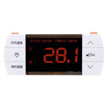 冷热温控器,精创,EK-3010,白色触摸式,制冷/制热,60只/箱