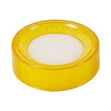 齐心 点钞快湿手器,B2090 浅黄 单位:个