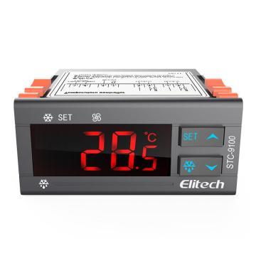 精创 双传温控器,STC-9100,压缩机+化霜+报警,60只/箱