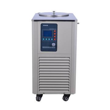 科泰 低温(恒温)搅拌反应浴,容积:5L,温度范围:-40~99℃,DHJK-4005