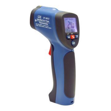红外测温仪,华盛昌 K型+红外线二合一红外线测温仪,DT-8833