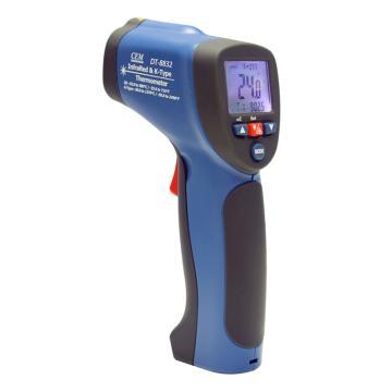 红外测温仪,华盛昌 K型+红外线二合一红外线测温仪,DT-8832