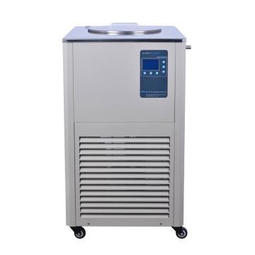 科泰 低温冷却液循环泵,储液槽容积30L,冷却液温度-100℃,DLSK-30/100