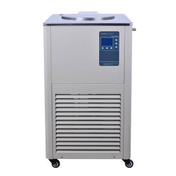 科泰 低温冷却液循环泵,储液槽容积20L,冷却液温度-80℃,DLSK-20/80