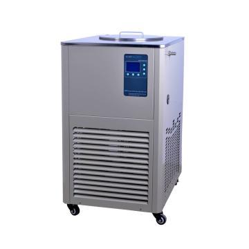 科泰 低温冷却液循环泵,储液槽容积20L,冷却液温度-60℃,DLSK-20/60