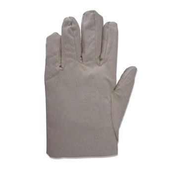 安防 S006 全棉帆布手套,2*2,12副/打,20打/箱