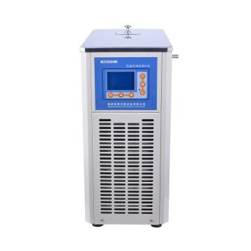 科泰 低温冷却液循环泵,储液槽容积3L,冷却液温度-10℃,DLSK-3/10