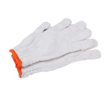 回棉纱线手套,SKU:MCW587的大包装,500g,12副/打,65打/件