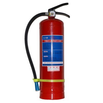 七氟丙烷气体灭火器   手提式5KG(仅限江浙沪、华南、西南、湖南、湖北、陕西、安徽地区)