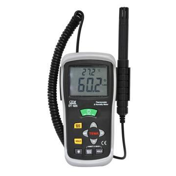 华盛昌/CEM DT-625专业型二合一温湿度仪