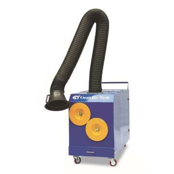 移动式轻型除尘器,CAHD-200,柯林沃尔德,自动清灰型,单臂