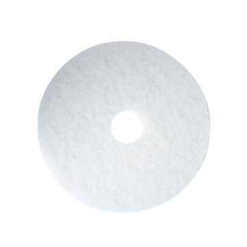 3M抛光垫,4100白色,17寸,5片/盒 单位:盒