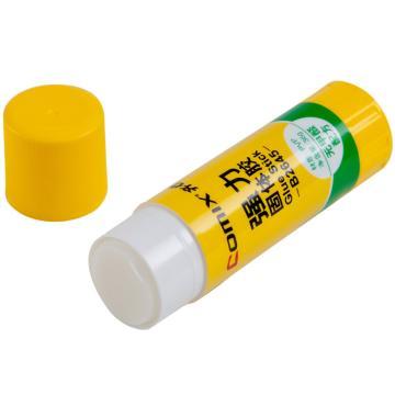 齐心 强力PVP固体胶,B2645 36g 白 单支