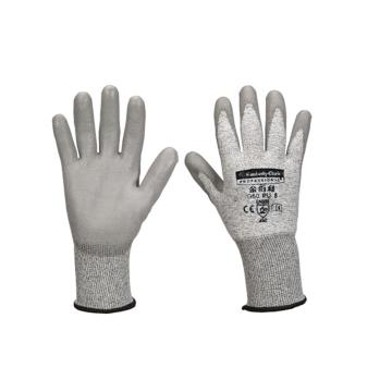 金佰利 96107-S G60 PU涂层5级防割手套,12副/袋,5袋/箱