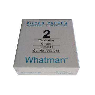 滤纸,GR 2 5.5cm 100张/盒