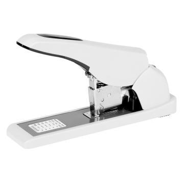 齐心 B3011 140页按键式重型省力订书机 使用23/6-23/17订书钉 灰
