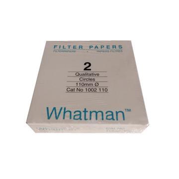 Whatman定性滤纸,标准级,GR,2,11.0CM,100/PK