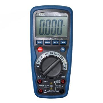 万用表,华盛昌 防水型数字万用表,DT-9915
