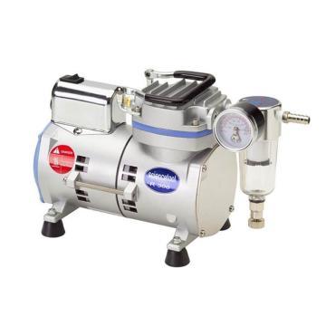 真空泵,无油,最大真空度:-670mmHg=90torr=120mbar,最大抽速:20L/min ,SCIENCETOOL,R300