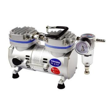 圣斯特 真空泵,无油式,最大真空度:-730mmHg=30torr=40mbar,最大抽速:20L/min,R410