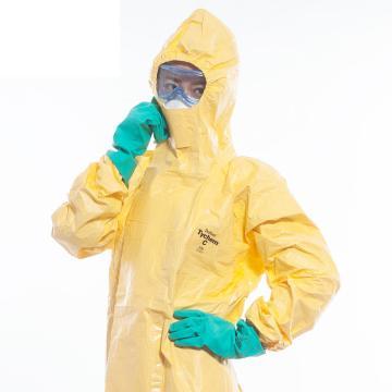 Dupont Tychem C 化学防护服,XXL