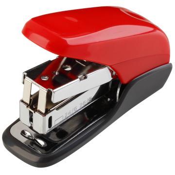 齐心 便携省力订书机,B3090 12# 颜色随机 单位:个