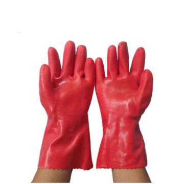 东亚802F PVC手套,小号
