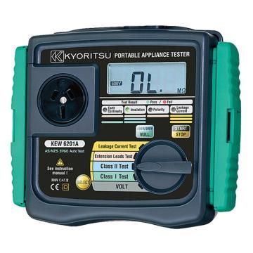 克列茨/KYORITSU 安规测试仪,6201A