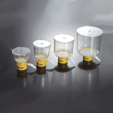 150ml过滤上杯,0.45um,PES膜,1只/包,24只/箱