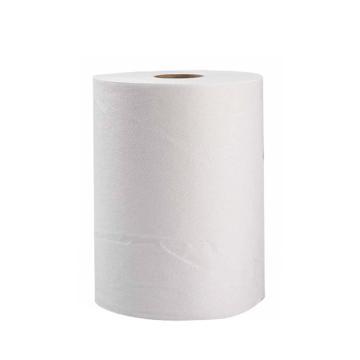 金佰利大卷式擦手纸,白色 单层