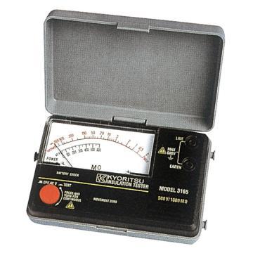 克列茨/KYORITSU 3165模拟绝缘电阻计