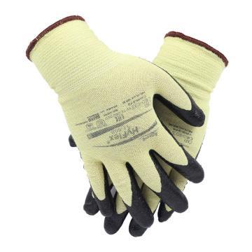 Ansell 11-500-8 橡胶涂层手套,衬里手套,Kevlar/莱卡