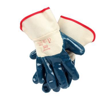 Ansell 27-607-9 涂层手套,掌面涂腈胶针织涂层手套