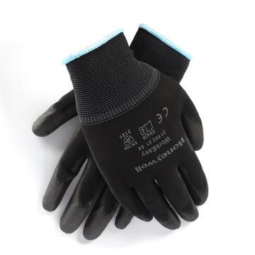 霍尼韦尔 2100251CN-7 PU涂层耐磨防护手套